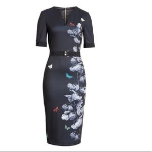 Ted Baker Nilliano Narrnia Dress 2